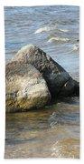 Lake Of The Woods Beach Towel