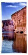 Lake Powell Antelope Canyon Beach Towel