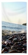 Lake Shore Beach Towel