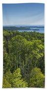 Lake Superior Grand Portage 3 Beach Towel