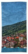 Lakefront Provincial Town Beach Towel