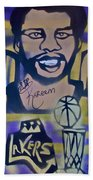 Laker Love Beach Towel