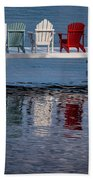 Lakeside Living Number 2 Beach Towel
