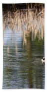 Lakeside - Mallard Beach Towel