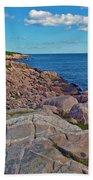 Lakies Head In Cape Breton Highlands Np-ns Beach Towel