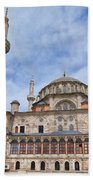 laleli Mosque 02 Beach Towel