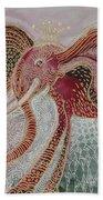 Land Octopus Beach Towel