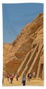 Land Of The Pharaohs Beach Towel