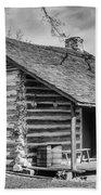 Landow Log Cabin Beach Sheet