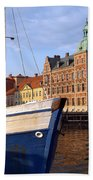 Landskrona Se 204 Beach Towel