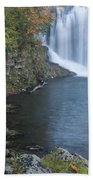 Lanesboro Dam 12 Beach Towel