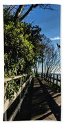 Langmoor-lister Bridge Beach Towel