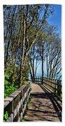 Langmoor-lister Gardens Beach Towel