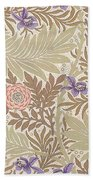 Larkspur Design Beach Towel