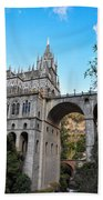Las Lajas Sanctuary Beach Towel