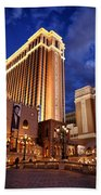 Las Vegas - Venetian Hotel Beach Towel