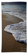 Last Day In Paradise Beach Towel