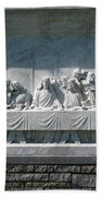 Last Supper Beach Towel