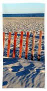 Late September Afternoon Beach Towel