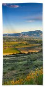 Late Spring Time View Beach Towel by Robert Bales