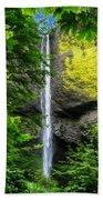 Latourelle Falls Beach Towel