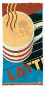 Latte Beach Sheet