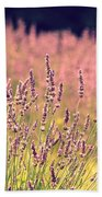 Lavender Dreams Beach Towel