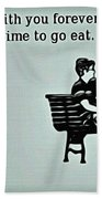 Lay Together Beach Towel