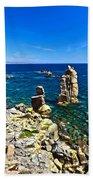 Le Colonne - Carloforte Beach Towel