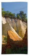 le Colorado Ochre  Beach Towel