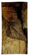 Leafwood Beach Towel
