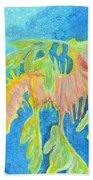 Leafy Seadragon Beach Towel
