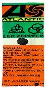 Led Zeppelin Iv Side 1 Beach Towel