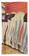 Legs 846a Beach Towel