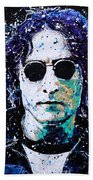 Lennon Beach Towel by Chris Mackie