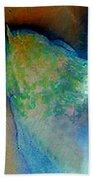 Leo Rising Beach Towel