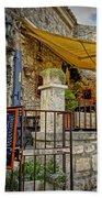 Les Baux De Provence France Dsc01887 Beach Towel