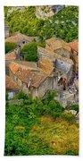 Les Baux De Provence France Dsc01915 Beach Towel