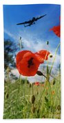 Lest We Forget Beach Towel