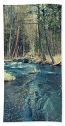 Let It All Go Beach Towel by Laurie Search