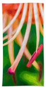 Let It All Hang Out - Paint Beach Towel