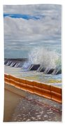 Let The Notes Tumble Beach Towel