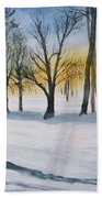 Letchworth State Park Ny Beach Towel