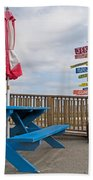Let's Have A Picnic Jekyll Island Beach Towel
