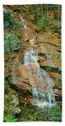 Liberty Gorge Falls Beach Towel