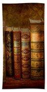 Librarian - Writer - Antiquarian Books Beach Towel