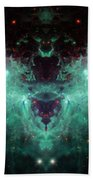 Life And Death Of Stars 2 Beach Towel
