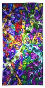 Life Force By Jrr Beach Towel