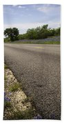 Life Is A Highway  Beach Towel by Lynn Bauer