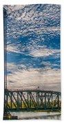 Lift Bridge 3d21789 Beach Towel